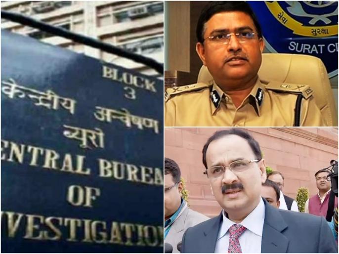 Mud flies war between CBI top Officials, Asthana sent list against Verma: Top things to know   खुलकर सामने आई CBI के शीर्ष अधिकारियों की लड़ाई, FIR झेल रहे राकेश अस्थाना ने निदेशक पर लगाए गंभीर आरोप!