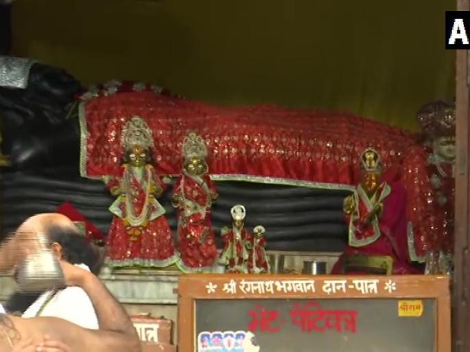 Ram Mandir Bhoomipujan festive atmosphere Ayodhya Mathura Varanasi Akhand recital started birthplace Shri Krishna | राम मंदिर भूमिपूजनः श्रीकृष्ण की जन्मस्थली मथुरा और शिव नगरी वाराणसी में उत्सव का माहौल अखण्ड पाठ आरंभ