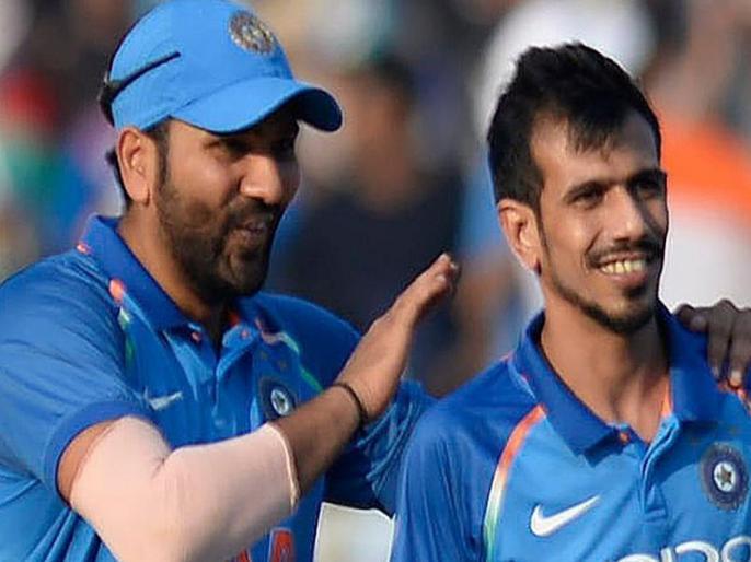 Yuzvendra Chahal has proved his value in middle overs, says Rohit Sharma | युजवेंद्र चहल हैं बल्लेबाजों को चकमा देने में माहिर, बांग्लादेश के खिलाफ साबित की उपयोगिता: रोहित शर्मा