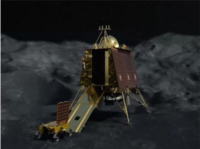 Chandrayaan 2: Expectations on NASA to contact Lander Vikram, now 5 days time left! | Chandrayaan 2: लैंडर विक्रम से संपर्क साधने के लिए NASA पर टिकी हैं उम्मीदें, अब सिर्फ 5 दिन का वक्त!