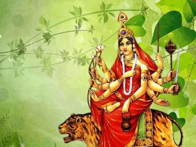 chaitra navratri 2020 third day goddess chandraghanta know puja vidhi roop mantra   Chaitra Navratri 2020: चैत्र नवरात्रि के तीसरे दिन होगी मां चंद्रघंटा की पूजा, जानें पूजन विधि और मंत्र