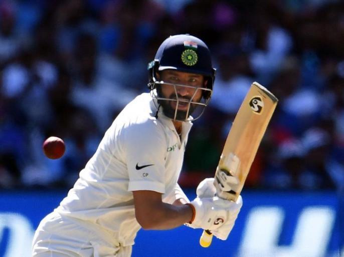 India vs Australia, 4th Test: Cheteshwar Pujara Most balls for half century | IND vs AUS, 4th Test: चेतेश्वर पुजारा ने जड़ा टेस्ट करियर का सबसे धीमा अर्धशतक