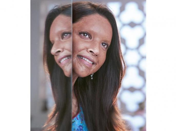 Deepika Padukone's FIRST LOOK in Chhapaak release meghna gulzar's next biopic on acid victim Laxmi Agarwal   'छपाक' में दीपिका पादुकोण का पहला लुक जारी, एक्ट्रेस को देख पसीज जाएगा फैंस का दिल
