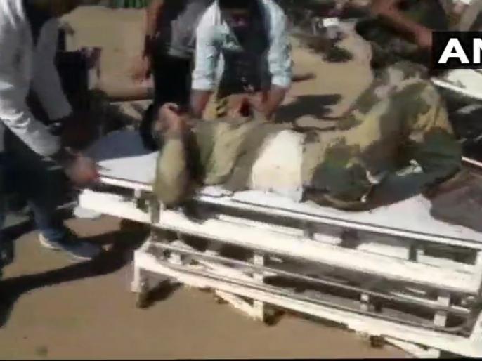 Chhattisgarh: Naxalites in Bijapur blast in landmine, five security personnel injured   छत्तीसगढ़: बीजापुर में नक्सलियों ने बारूदी सुरंग में किया विस्फोट, पांच सुरक्षाकर्मी घायल