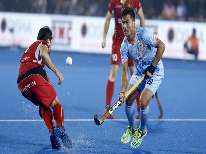 Hockey: I am happy to earn the India jersey again: Chinglensana Singh | हॉकी: मिडफील्डर चिंगलेनसाना सिंह का बयान, 'लगता था भारतीय टीम में कभी वापसी नहीं कर सकूंगा'