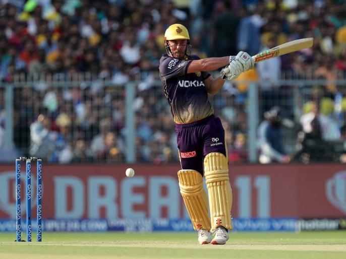 IPL 2019: Chris Lynn completes 1000 runs in IPL, scores quick fire 82 off 51 balls | CSK के खिलाफ क्रिस लिन का धमाका, 51 गेंदों में ठोके 82 रन, जडेजा के एक ओवर में जड़े 3 लगातार छक्के