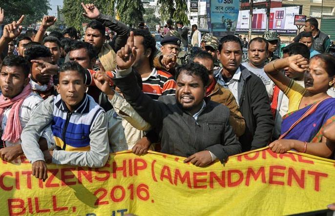 citizenship amendment bill 2016: assam and other ne states are opposing move | पंकज चतुर्वेदी का ब्लॉग: सावधान! पूर्वोत्तर सुलग रहा है