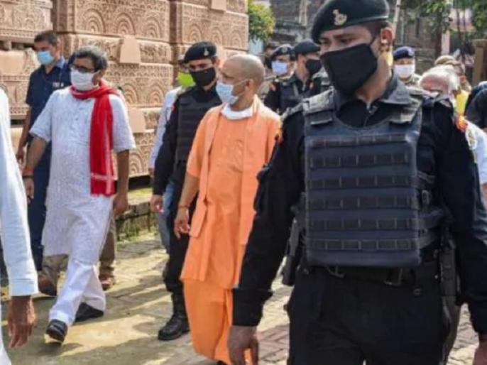 UP cm yogi adityanath Today 3 july visit ayodhya ram mandir bhumi pujan hanumangarhi janmabhoomi   राम मंदिर भूमि पूजन से पहले आज अयोध्या जाएंगे CM योगी, हनुमान गढ़ी और जन्मभूमि का करेंगे दौरा