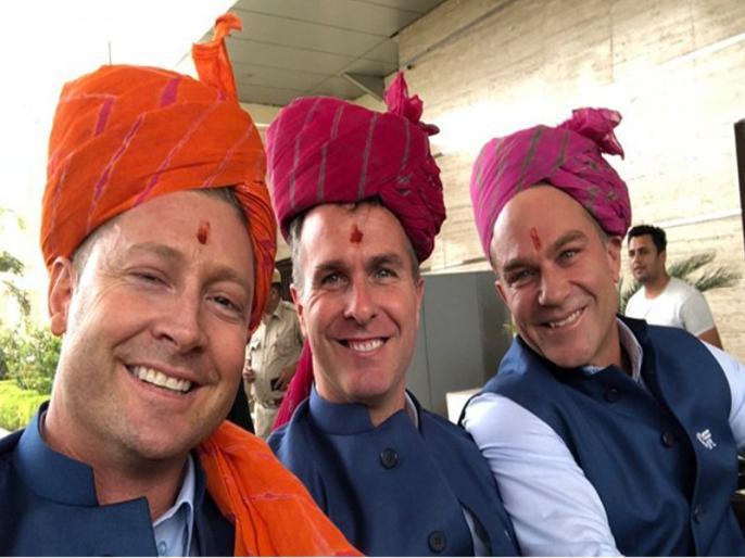 World Cup 2019: ICC has announced the commentators list for the tournament, India have three faces | आईसीसी ने जारी की वर्ल्ड कप के लिए कॉमेंटेटर्स की सूची, तीन भारतीयों को भी मिला मौका