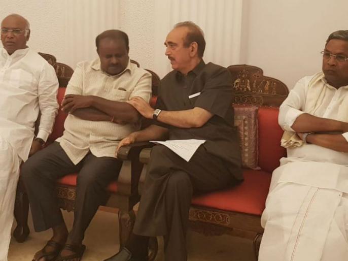 bs yeddyurappa karnataka cm congress supreme court sr bommai governor verdict | संविधान के दुहाई देने वाले कांग्रेसी उस दिन कहां थे, जब 7 प्रदेशों में सरकारें बर्खास्त हुई थीं