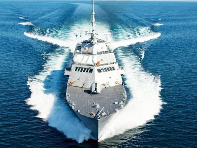 congress trolled over Indian Navy Day for posting U.S. Navy LCS social media claim | भारतीय नौसेना दिवस पर वॉरशिप की तस्वीर शेयर कर ट्रोल हुई कांग्रेस, लोग बोले- '60 साल राज किया और फोटो USA के जहाज की शेयर की'