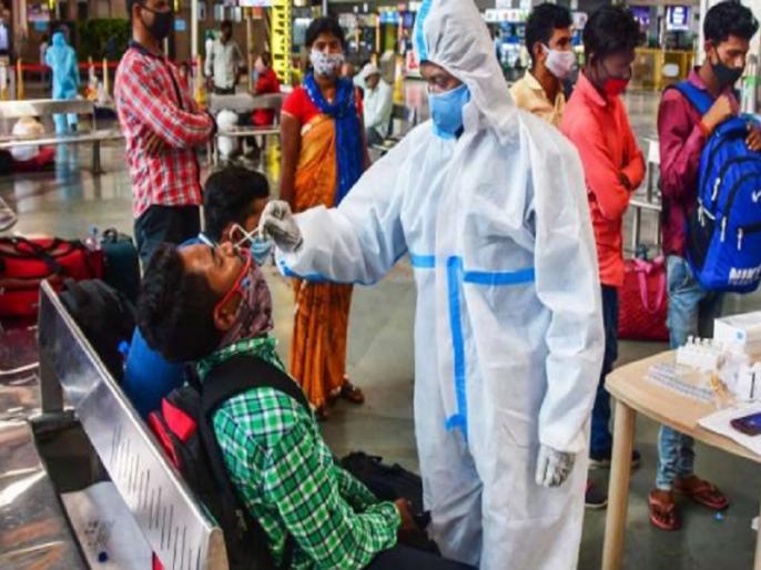 Coronavirus Update India 1,26,789 new cases and 685 deaths in 24 hours | भारत में कोरोना के एक दिन में पहली बार सवा लाख से ज्यादा नए मामले, 24 घंटे में 685 मरीजों की मौत