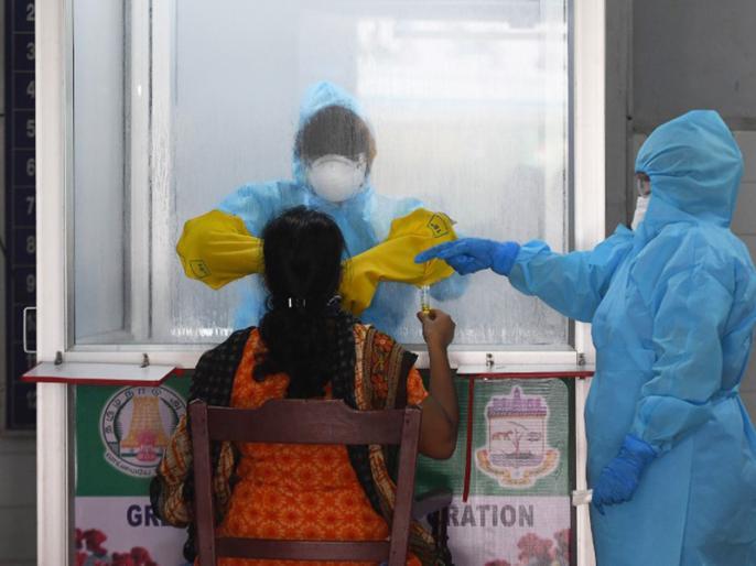 Coronavirus : 2,244 fresh Covid-19 cases in Delhi; tally nears 100,000 | दिल्ली में कोविड-19 के 2,505 नए मामले, कुल आंकड़ा एक लाख के करीब पहुंचा