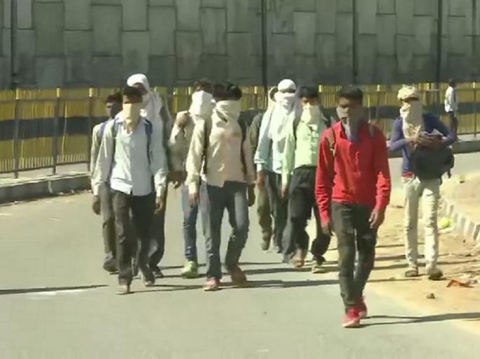 50 Migrants Who Returned Home Test Positive In basti District | महाराष्ट्र से बस्ती जिले में अपने घर लौटे 50 प्रवासी मजदूर पाए गए कोरोना पॉजिटिव, मचा हड़कंप, सभी को किया क्वारंटाइन