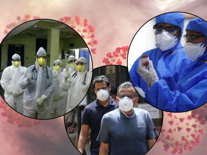 coronavirsu cases in india climbed to 1 lakh from 100 in 64 Days, Data Shows | भारत में कोरोना फैलने की रफ्तार रही धीमी, 100 से एक लाख मरीज 64 दिन में हुए संक्रमित, लेकिन अमेरिका, स्पेन, जर्मनी सभी का रहा बुरा हाल