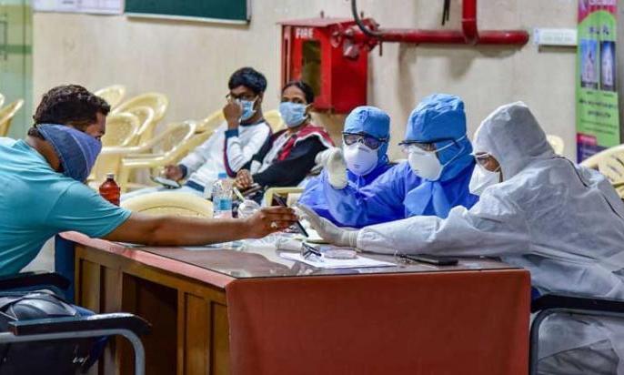 Corona Update India spike of 63,509 new covid-19 case and 730 deaths in 24 hrs | Corona Update India: भारत में पिछले 24 घंटे में 63,509 नए केस, अब तक 9 करोड़ से अधिक लोगों का हुआ टेस्ट