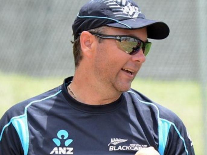Craig McMillan to step down as New Zealand batting coach after 2019 ICC World Cup | भारत के खिलाफ न्यूजीलैंड टीम को झटका, बल्लेबाजी कोच मैकमिलन वर्ल्ड के बाद देंगे इस्तीफा