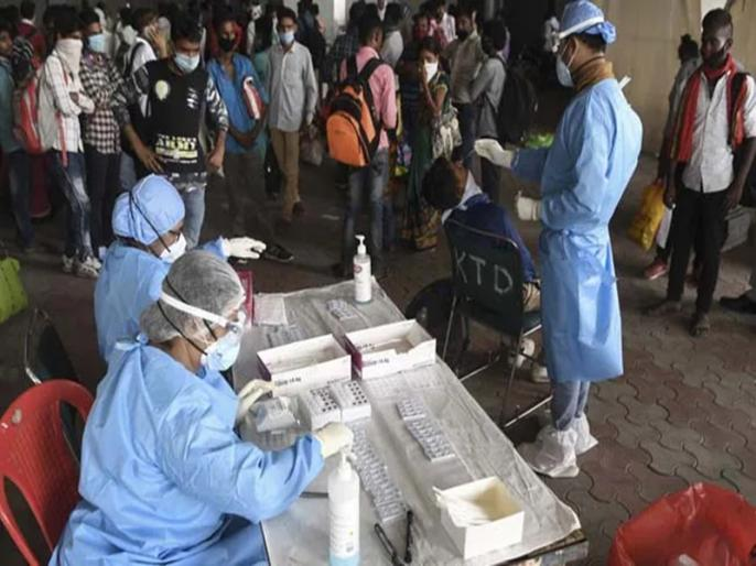 372 more patients died due to corona infection in Uttar Pradesh, 28,076 new found   Coronavirus Update: यूपी में कोरोना संक्रमण से 372 और लोगों की मौत, 28,076 नए केस मिले