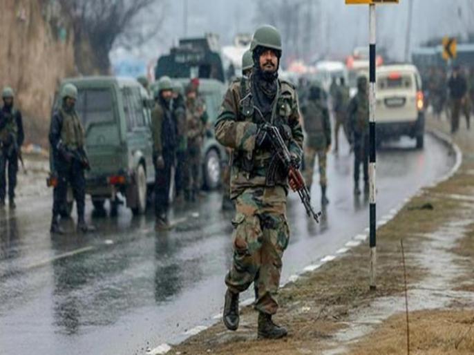 Jammu kashmir encounter: encounter continues in Pulwama, two terrorists killed | Jammu kashmir Encounter: पुलवामा में मुठभेड़ जारी, दो आतंकवादी ढेर