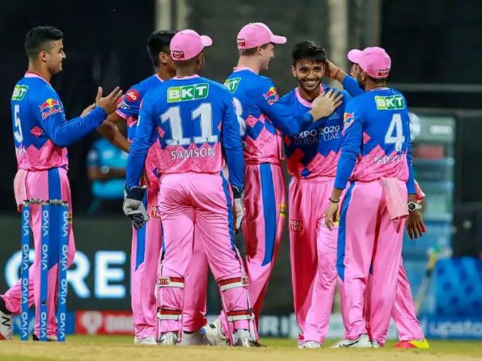 Chetan Sakariya Celebrates Raina dhoni wicket against chennai super kings | कभी करते थे आरससीबी के लिए नेट बॉलर का काम, आज बड़े-बड़े दिग्गज बल्लेबाजों के पसीने छुड़ा रहे हैं चेतन साकरिया