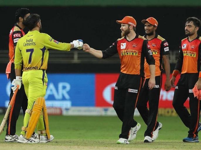 CSK defeat SRH become 1st team to win 10 matches against all 7 active teams | हैदराबाद को 20 रनों से हराने के साथ ही CSK ने रचा इतिहास, IPL में ऐसा कारनामा करने वाली बनी पहली टीम