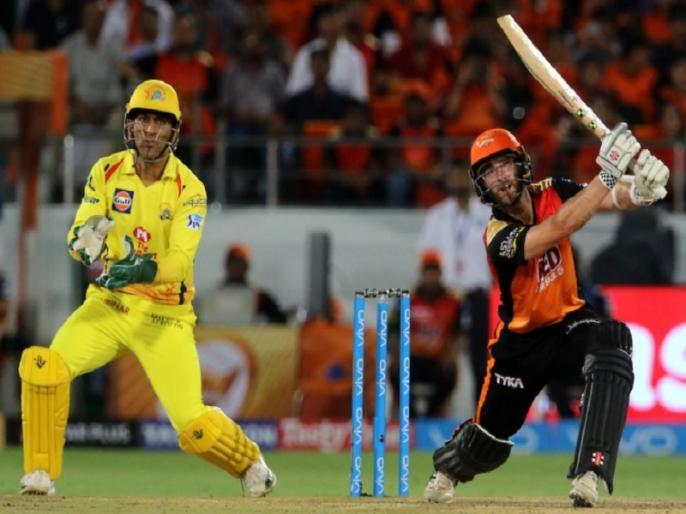 IPL 2019, CSK vs SRH: Chennai Super Kings vs Sunrisers Hyderabad Playing XI | IPL 2019, CSK vs SRH: चेन्नई ने एक तो हैदराबाद ने किए दो बदलाव, जानें दोनों टीमों का प्लेइंग इलेवन