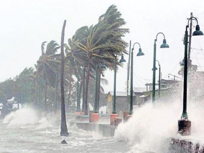 Cyclone Wind: Western Railway annulled trains in coastal Gujarat area | चक्रवात वायु: पश्चिम रेलवे ने तटीय गुजरात इलाके में ट्रेनें निरस्त कीं