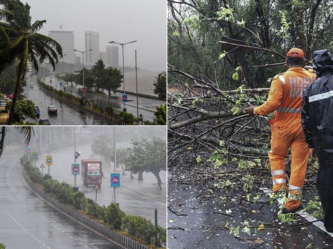 Cyclone Nisarga: 3 people died in Maharashtra due to cyclone, CM Uddhav Thackeray says, officers and people showed passion | Cyclone Nisarga: चक्रवात निसर्ग से महाराष्ट्र में तीन लोगों की मौत, सीएम ठाकरे ने कहा- अधिकारियों और लोगों ने दिखाया जज्बा