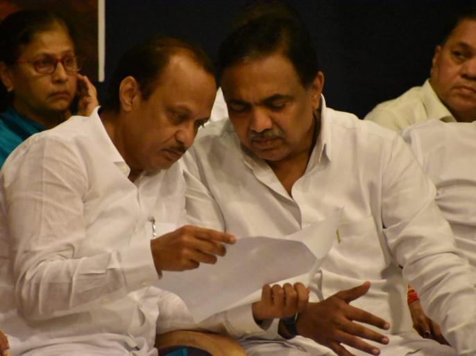 lok sabha election 2019 Don't believe EVMs are manipulated: Ajit Pawar | मुझे ईवीएम पर कोई संदेह नहीं है,शरद पवार और भतीजे अजित पवार की अलग-अलग राय
