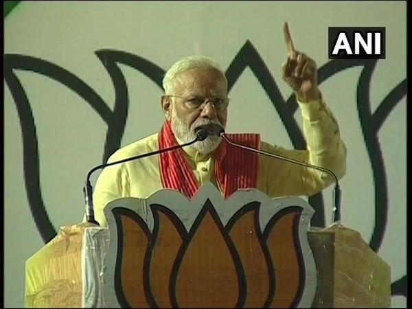 PM Narendra Modi in his last election rally of the 2019 Lok Sabha campaign says 'Ab ki baar 300 paar, phir ek baar Modi Sarkar' | लोकसभा चुनावः पीएम मोदी ने कहा, 'अबकी बार 300 पार'