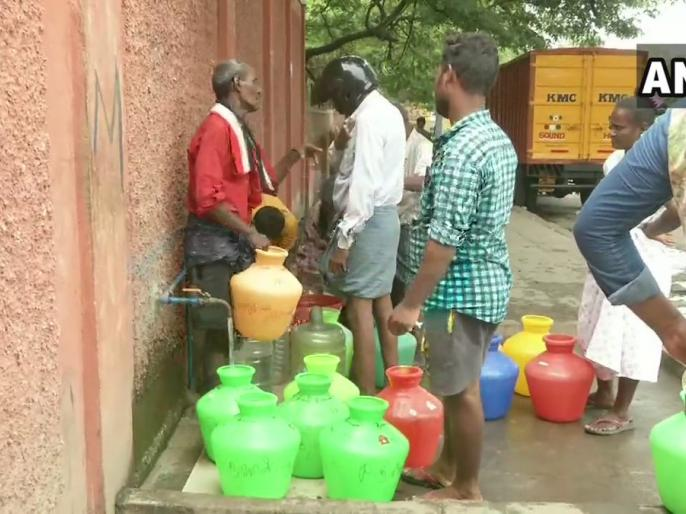 Water crisis in the country: 255 senior officials will visit and work on conservation on water harvesting   देश में जल संकटः255 वरिष्ठ अधिकारी दौरा कर जल संचयन व संरक्षण पर करेंगे काम