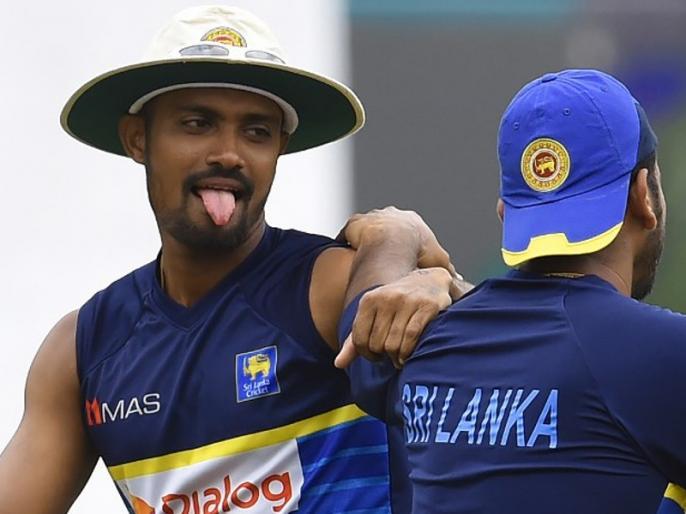 Asia Cup: Shehan Jayasuriya replaces injured Danushka Gunathilaka in Sri Lanka's squad | एशिया कप: श्रीलंकाई टीम का सलामी बल्लेबाज चोटिल होकर बाहर, जयसूर्या को टीम में मिली जगह