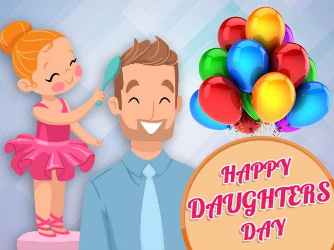 Daughters Day Quotes Messages Wishes Whatsapp Facebook Status