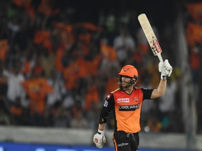 IPL 2020, Hyderabad vs Kolkata: 5000 runs in IPL, Fastest to achieve this feat | डेविड वॉर्नर ने रच डाला IPL इतिहास, सबसे तेज 5 हजार रन बनाने वाले बल्लेबाज