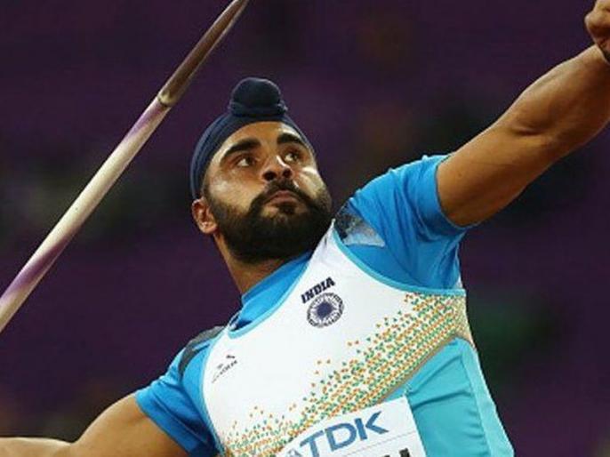 Asian Athletics Championships: Javelin-thrower Davinder Singh Kang makes return to Indian contingent after being cleared of doping charges   डोपिंग से बरी होने के बाद भाला फेंक एथलीट ने की वापसी, 43 सदस्यीय भारतीय टीम में बनाई जगह