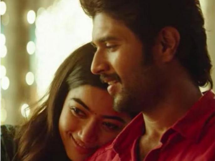Vijay Deverakonda on kissing scenes with Rashmika Mandanna in Dear Comrade | एक्ट्रेस रश्मिका मंदाना के साथ लिप-लॉक सीन पर भड़के 'अर्जुन रेड्डी', ऐसे निकाली अपनी भड़ास