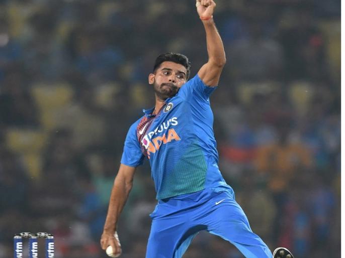 ICC T20 Ranking: Deepak Chahar Jumps 88 Slots in Latest T20I Rankings after Hat-trick against Bangladesh | हैट-ट्रिक लेने के बाद दीपक चाहर ने ICC टी20 रैंकिंग में लगाई लंबी छलांग, जानें किस नंबर पर पहुंचे