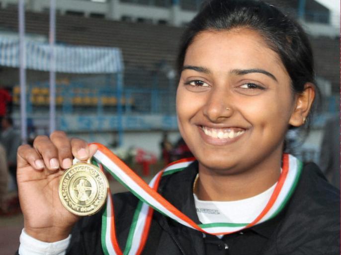 Archery: Deepika Kumari bags silver in 2020 Tokyo Olympics test event, Korea's An San takes gold | तीरंदाज दीपिका कुमारी ने जीता टोक्यो ओलंपिक परीक्षण प्रतियोगिता में सिल्वर मेडल