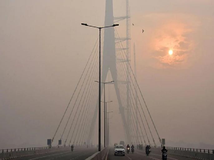 Delhi Air Quality reaches in Very Poor category, Index Crosses 380 Mark | दिल्ली में हवा की गुणवत्ता 'बेहद खराब' श्रेणी में पहुंची, AQI 380 के पार