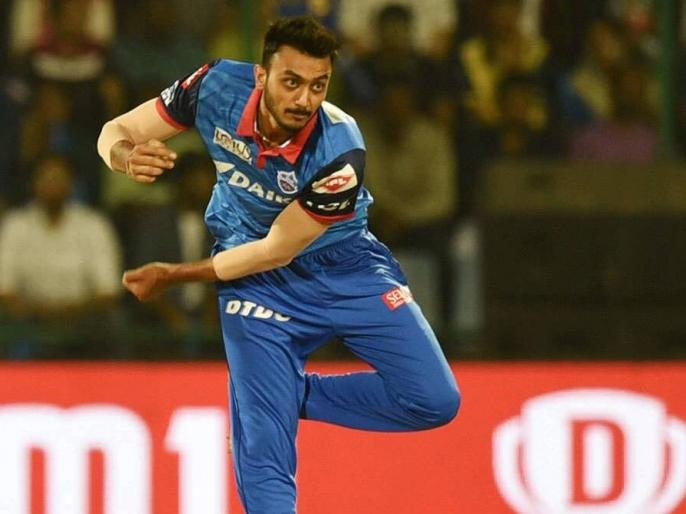 IPL 2021Delhi Capitals Axar Patel not recoveringCoronayoung spinner Shams Mulani becomes first covid-19 backup player   IPL 2021: कोरोनासे नहीं उबरेदिल्ली कैपिटल्स के अक्षर पटेल,युवा स्पिनर शम्स मुलानीपहले कोविड-19 बैकअप खिलाड़ी बने