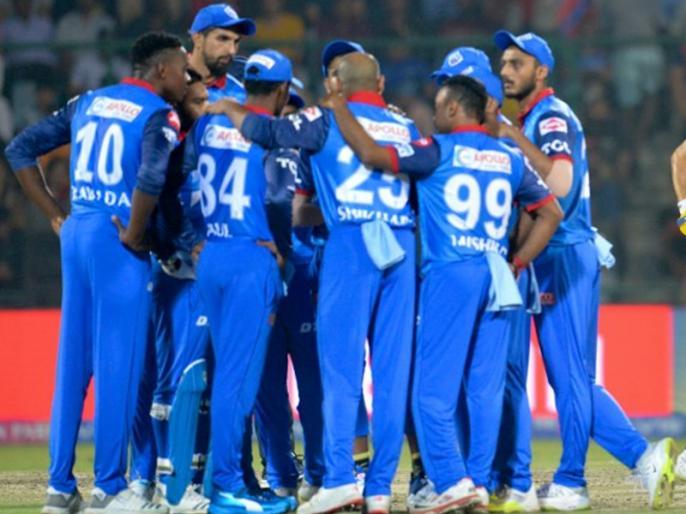 IPL 2020: Delhi Capitals assistant physiotherapist tests positive for Covid-19   IPL 2020: कोरोना ने CSK के बाद दिल्ली कैपिटल्स की बढ़ाई चिंता, टीम का सदस्य हुआ कोविड-19 से संक्रमित
