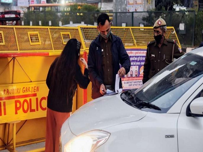 Delhi Coronnavirus threat new rules implemented against covid 19 including 2000 fines for not wearing masks | दिल्ली में वाले कोरोना के खतरे के बीच जान लें नए नियम, केवल मास्क ही नहीं इन 4 गलतियों पर भी लगेगा 2000 रुपये का जुर्माना