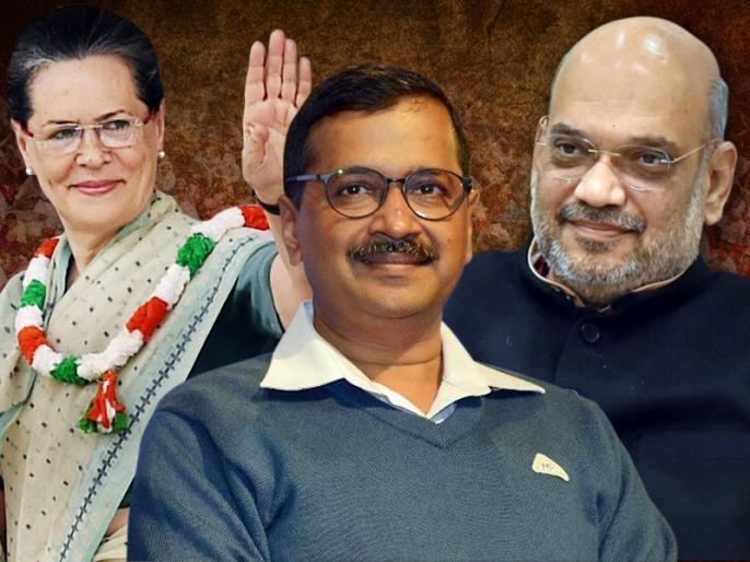 164 Crorepati candidates in Delhi Assembly Election 2020 | AAP | BJP | Congress | Delhi Assembly Elections:कुल 164करोड़पतिउम्मीदवारों में टॉप पर AAP, धर्मपाल लाकड़ा सबसे अमीर