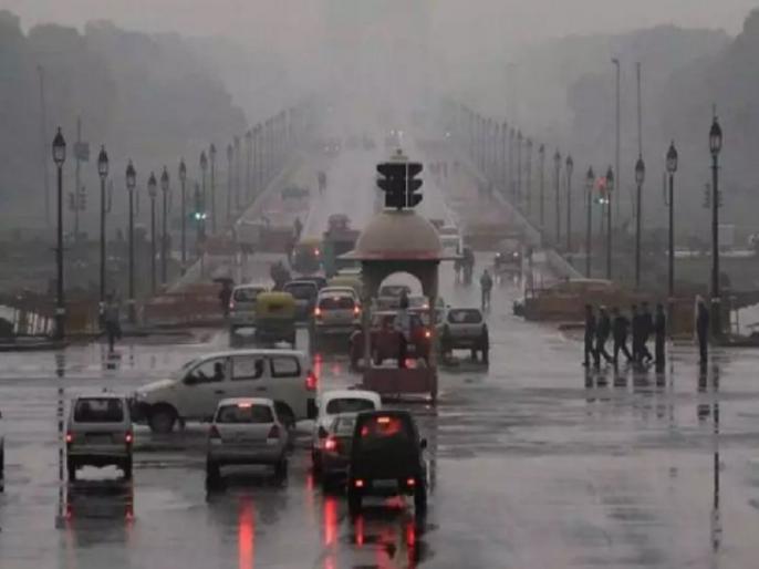Weather Today update heavy rain in delhi IMD alert NCR Uttarakhand Gujarat for rainfall waterlogging   Weather Today: दिल्ली में रातभर हुई बारिश, कई इलाकों में जलभराव, NCR सहित उत्तराखंड और गुजरात में अलर्ट