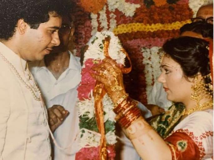 Ramayan Fame Dipika Chikhlia Shares Wedding Photo With Her Real-Life Ram Hemant Topiwala | अपने 'स्वयंवर' की तस्वीर शेयर कर 'रामायण' की सीता ने फैंस से पूछा मजेदार सवाल, क्या आप जानते हैं जवाब