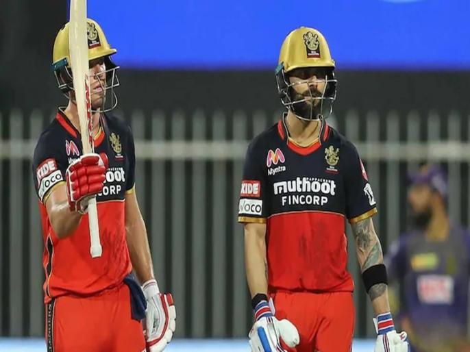 Virat Kohli and AB de Villiers become 1st pair to share 10 century partnerships in IPL with 3000 runs between them   IPL 2020: डिविलियर्स और कोहली की तूफानी जोड़ी ने रच दिया इतिहास, आईपीएल में पहली बार हुआ ऐसा