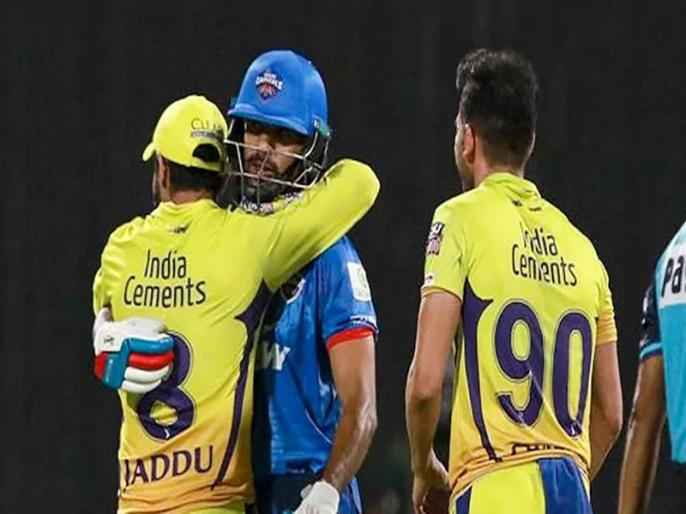 IPL 2020 dc vs csk shikhar dhawan made boundaries recored know here all stats match   दिल्ली की धमाकेदार जीत के साथ ही मैच में बने कई बड़े रिकॉर्ड, ऐसा कारनामा करने वाले IPL इतिहास के पहले खिलाड़ी बने शिखर धवन