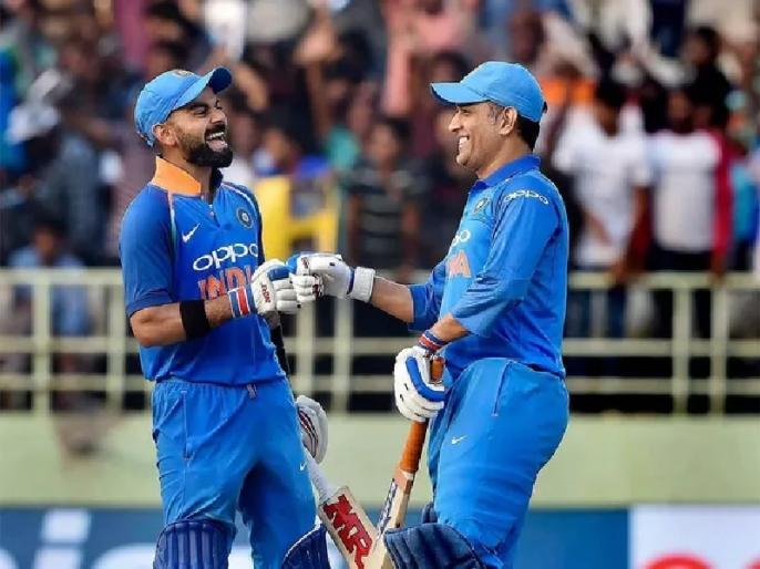 Dhoni not vocal but was equally aggressive captain as Virat Kohli: Gagan Khoda | एमएस धोनी मुखर नहीं लेकिन कप्तान के रूप में विराट कोहली जितने ही आक्रामक थे: पूर्व चयनकर्ता गगन खोड़ा