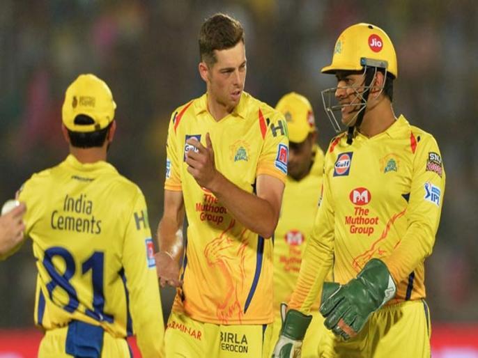 chennai super kings want win against punjab and kolkata and good end of ipl 2020   IPL 2020: बाहर होने के बाद दूसरे टीमों के लिए खतरा बनी धोनी की CSK, पंजाब-केकेआर के प्लेऑफ में पहुंचने की उम्मीदों पर फेर सकती है पानी