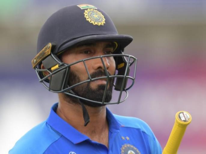 ICC World Cup 2019: End of road for Kedar Jadhav, Dinesh Karthik, as Indian middle-order revamp is expected | ICC World Cup 2019: हार के बाद टीम इंडिया में हो सकते हैं बदलाव, जाधव और कार्तिक पर गिरेगी गाज!
